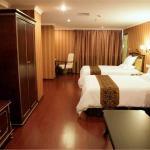 GreenTree Inn Guangdong Guangzhou Jichang Road Express Hotel, Guangzhou
