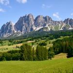 Casa Marmorata, Cortina d'Ampezzo