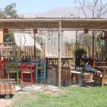 Ecoalbergue Retablos Perú,  Lunahuaná