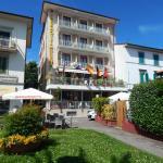 Park Hotel Moderno, Montecatini Terme