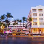 Clevelander Hotel, Miami Beach