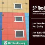 SP Residency, Tirupati