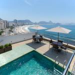 Orla Copacabana Hotel, Rio de Janeiro