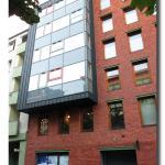 The Apple Apartments, Kraków