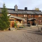 Knappgården,  Särna