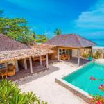 AVIA Villa Resort, Gili Meno