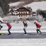 Fotos do Hotel: Ferienhof Obergasser und Bergblick, Weissensee