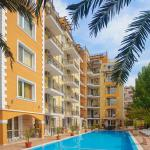 Sweet Home 1 Apartments & SPA Chaika Area, Sunny Beach