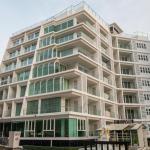 Beach Front Jomtien Residence Condominium, Na Jomtien