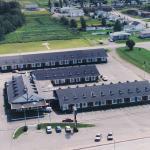 Motel à la Brunante, Sainte-Anne-des-Monts