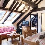Apartment Mansard,  Chamonix-Mont-Blanc