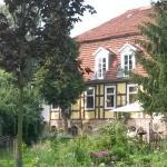 Hotel Pictures: FeWo Im Alten Gutshaus, Stölln