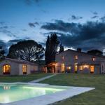 Villa Senese, Buonconvento