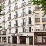 Hotel Americain, Paris