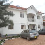 2 Bedroom down White,  Kampala