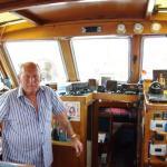 Boat Sara Carine, Halden