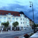 Hotel Central,  Nagykanizsa