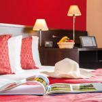 Hotel Pictures: Hôtel Résidence & Spa Vacances Bleues La Villa du Lac, Divonne-les-Bains