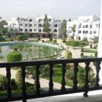 Studio vue fontaine musicale Lumineuse, Sousse