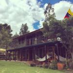 Hotel Pictures: Los Vagones de William, Tibasosa