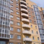 Apartments on Varshavskaya 19, Saint Petersburg