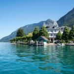 Hotel Pictures: Le Pavillon des Fleurs, Menthon-Saint-Bernard