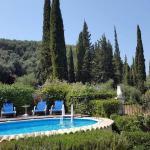 Villa Lentzos, Agios Gordios
