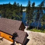 Hotel Pictures: Les Chalets du Lac Serein (Ludger), Saint Ludger de Milot