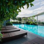 Yelloduck Rooms & Apartments @ Casa Residency, Kuala Lumpur