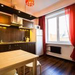 Apartment on Sibirskaya st. 33, Novosibirsk