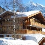 Apartment Alpenblume 4.5 - GriwaRent AG, Grindelwald