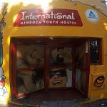 Fotografie hotelů: Hostel Internacional Mendoza, Mendoza