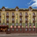 Apartments on Izhorskogo 57A, Pskov