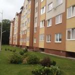 Apartment on Dokuka 15, Kaliningrad