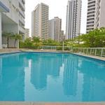 Lindo Apartamento Frente ao Mar de Guaruja,  Guarujá