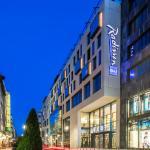 Radisson Blu Hotel, Mannheim, Mannheim