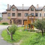 Townhouse on Bakuninskaya, Mytishchi