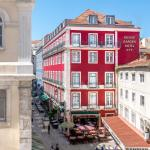 Rossio Garden Hotel,  Lisbon