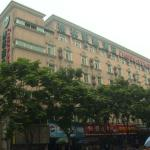 GreenTree Inn Sichuan Chendu Kuan Alley And Zhai Alley Renmin Park Business Hotel, Chengdu