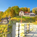 Czocha-Camping,  Leśna