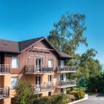 Hotel Pictures: Zenitude Hôtel-Résidences Les Terrasses du Lac, Évian-les-Bains