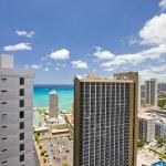 Tower 2 Suite 3704 at Waikiki, Honolulu