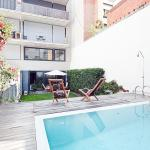 Apartment Barcelona Rentals - Private Pool and Garden Center, Barcelona