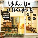 Wake Up Hostel Bangkok, Bangkok