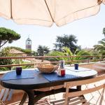 Monteverde Roof Terrace Apartment, Rome