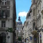 Fountain apartman, Budapest