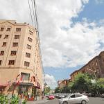 Apartment on Amiryan Street 4/4, Yerevan