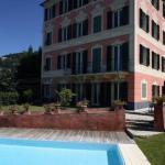 Villa Rosmarino, Camogli