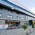 Centralny Ośrodek Sportu - Ośrodek Przygotowań Olimpijskich w Zakopanem, Zakopane