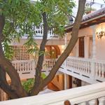 Hotel Casa Baluarte, Cartagena de Indias